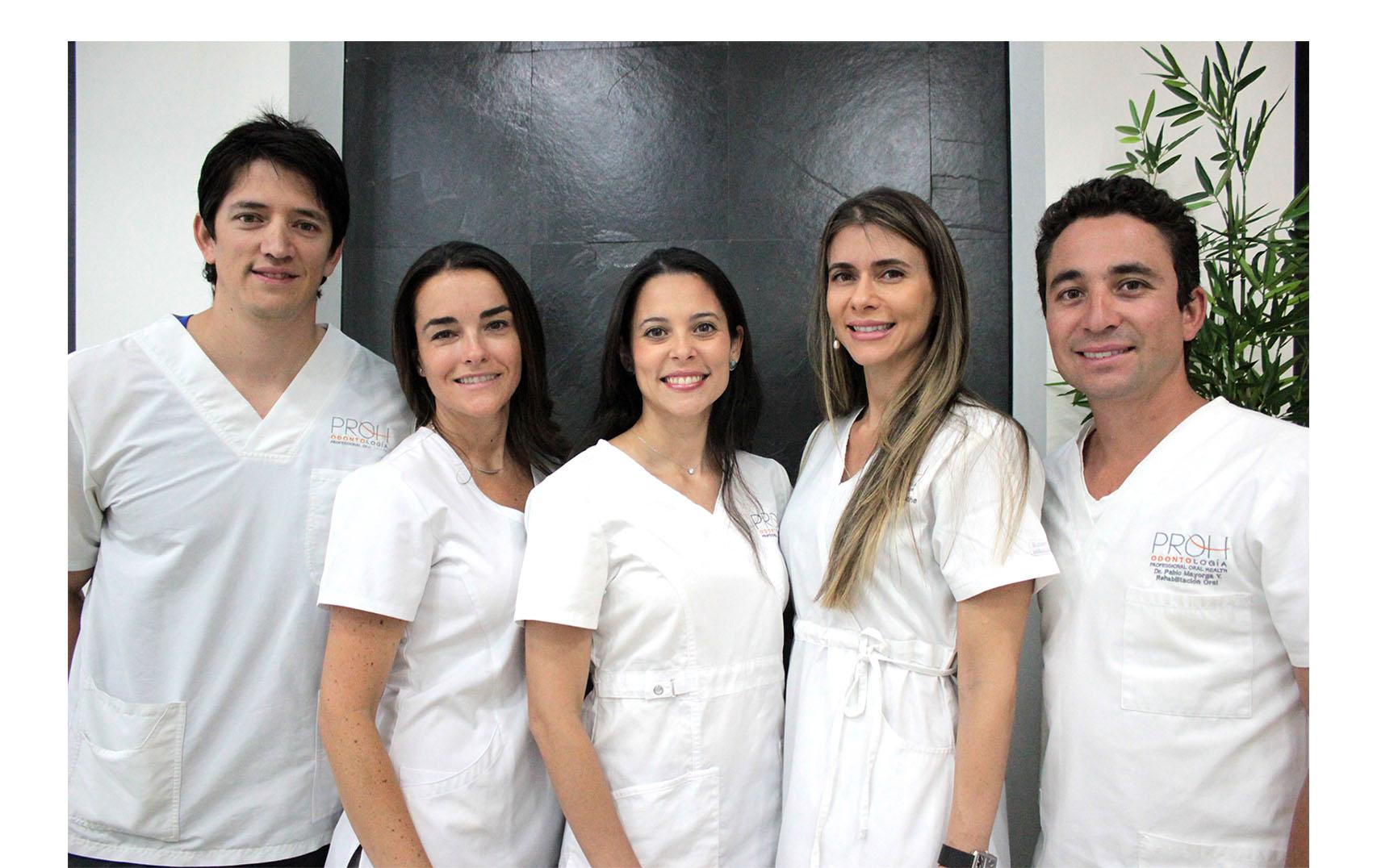 Professional Oral Health